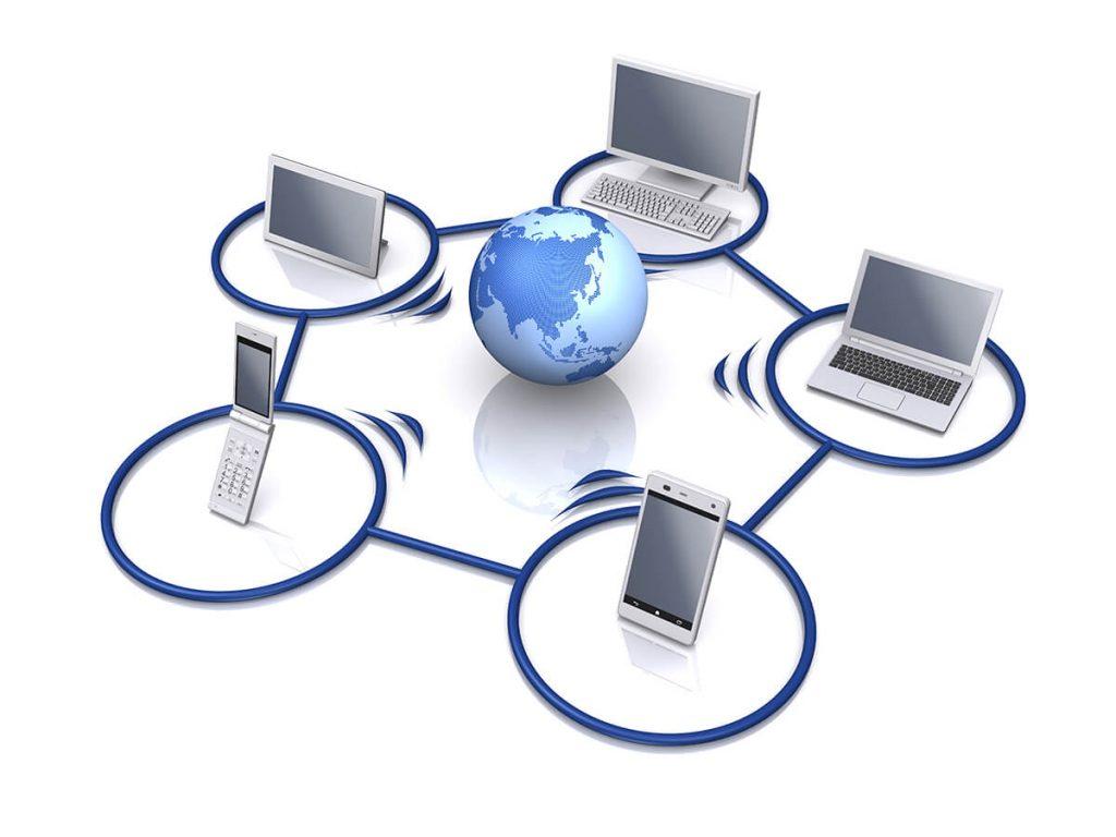 見積書・請求書・納品書・領収書のクラウド化はインターネット回線が必要