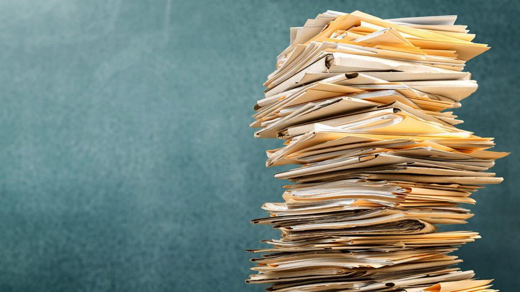 見積書・請求書・納品書・領収書、過去の書類も電子化すべき?