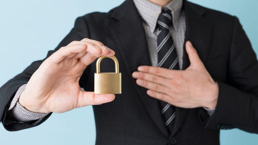 「eFica(エフィカ)」の見積書・請求書・納品書・領収書の情報漏洩をさせないセキュリティ対策