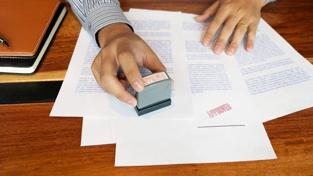 書類の電子化で必要な申請手続き