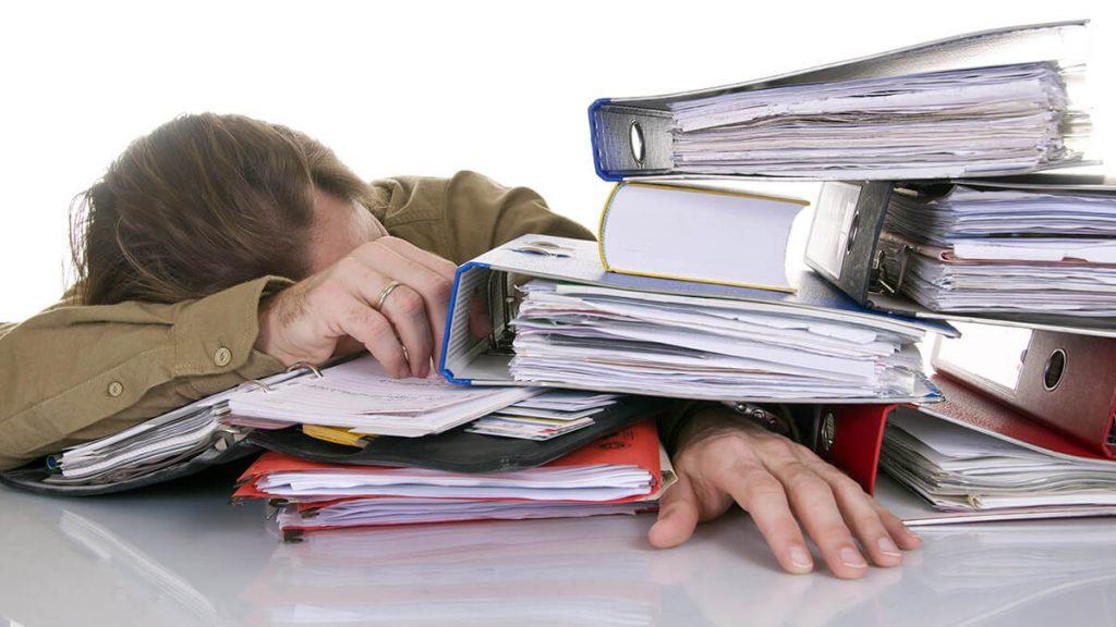 電子化導入で仕事のストレスを軽減しよう!